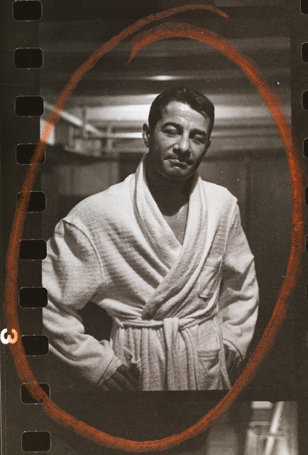 Rocky Graziano, photographed by Stanley Kubrick.